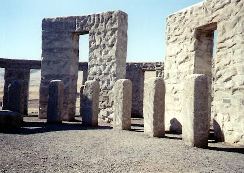 Stonehenge in Washington?